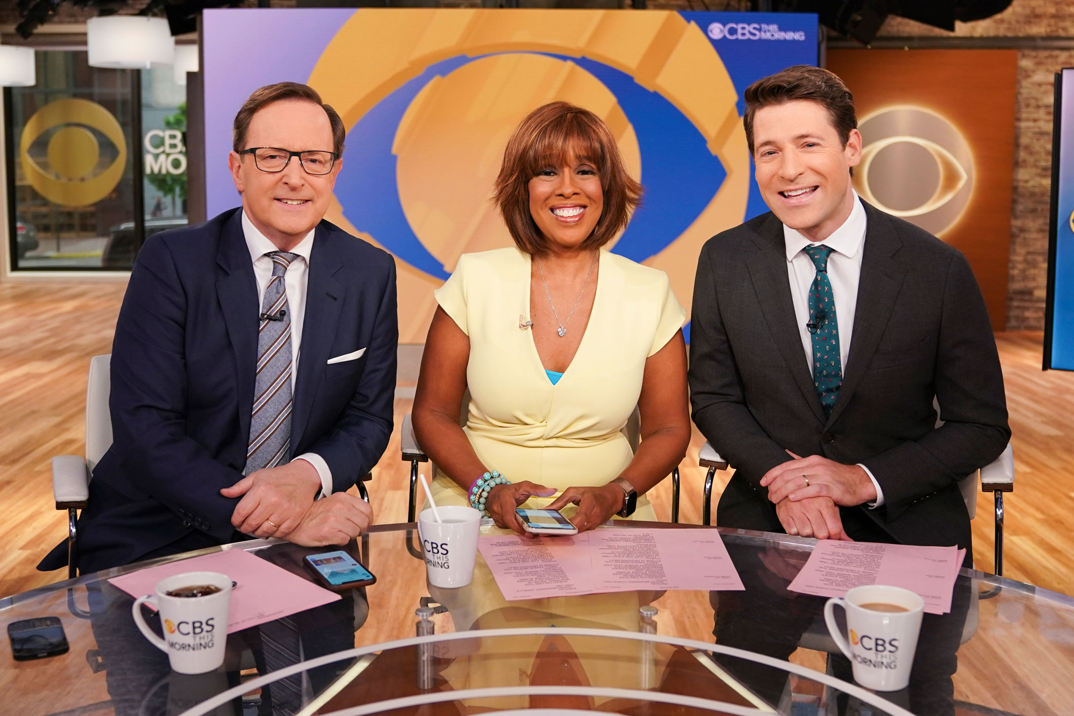 Cbs This Morning Ratings Plunge After Shake Up