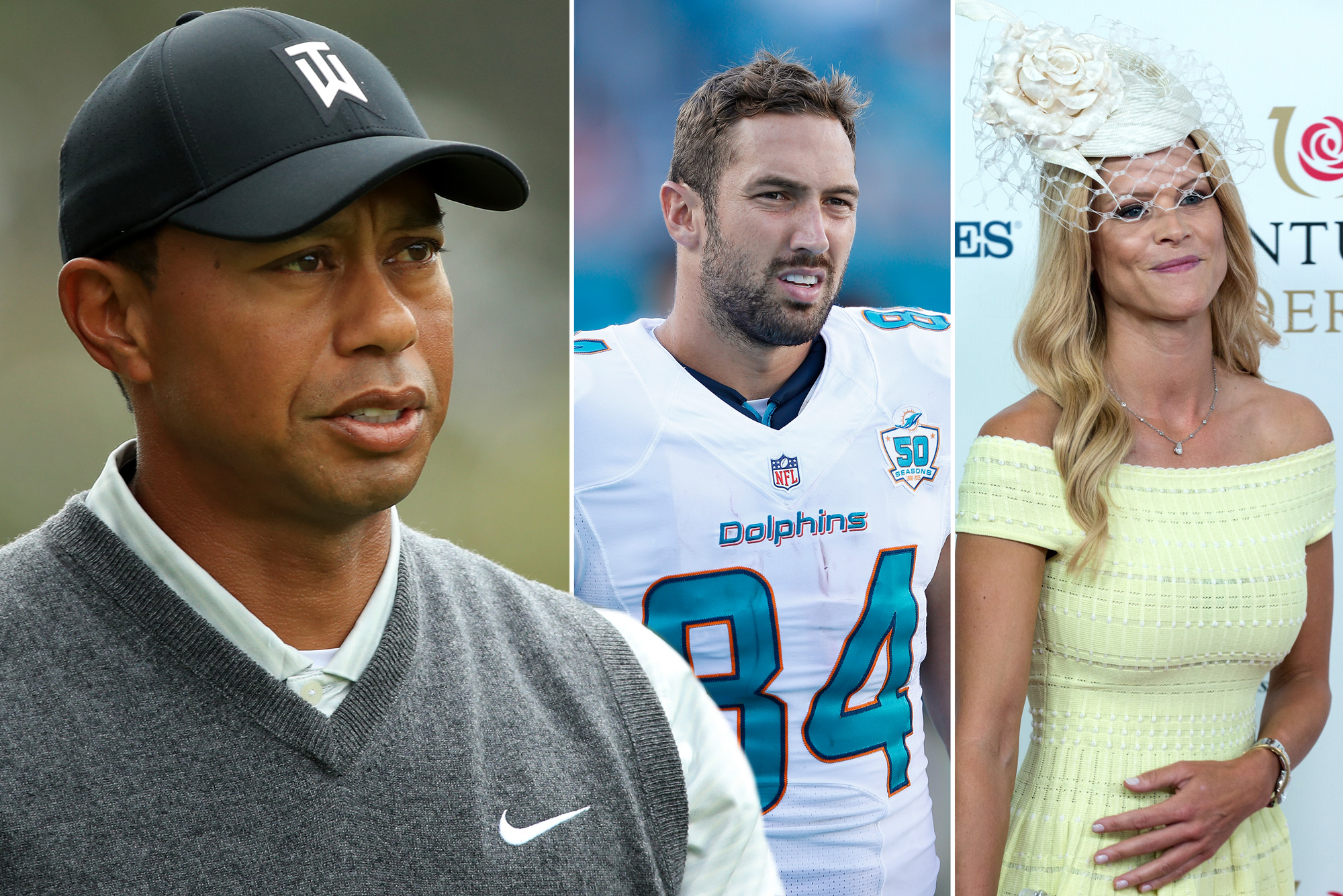 Tiger Woods' ex Elin Nordegren expecting child with Jordan Cameron
