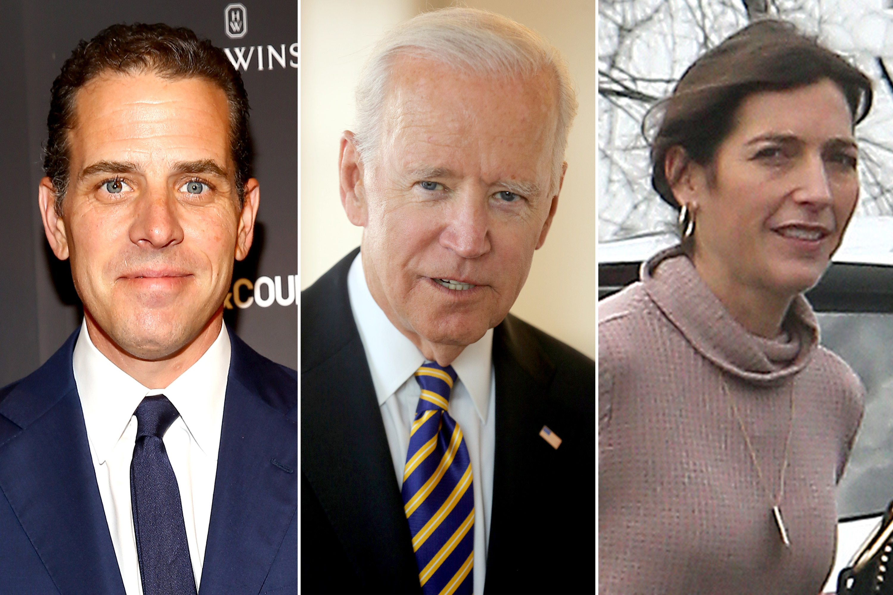 Joe Biden Learned Of Hunter S Affair With Beau S Widow From Page Six