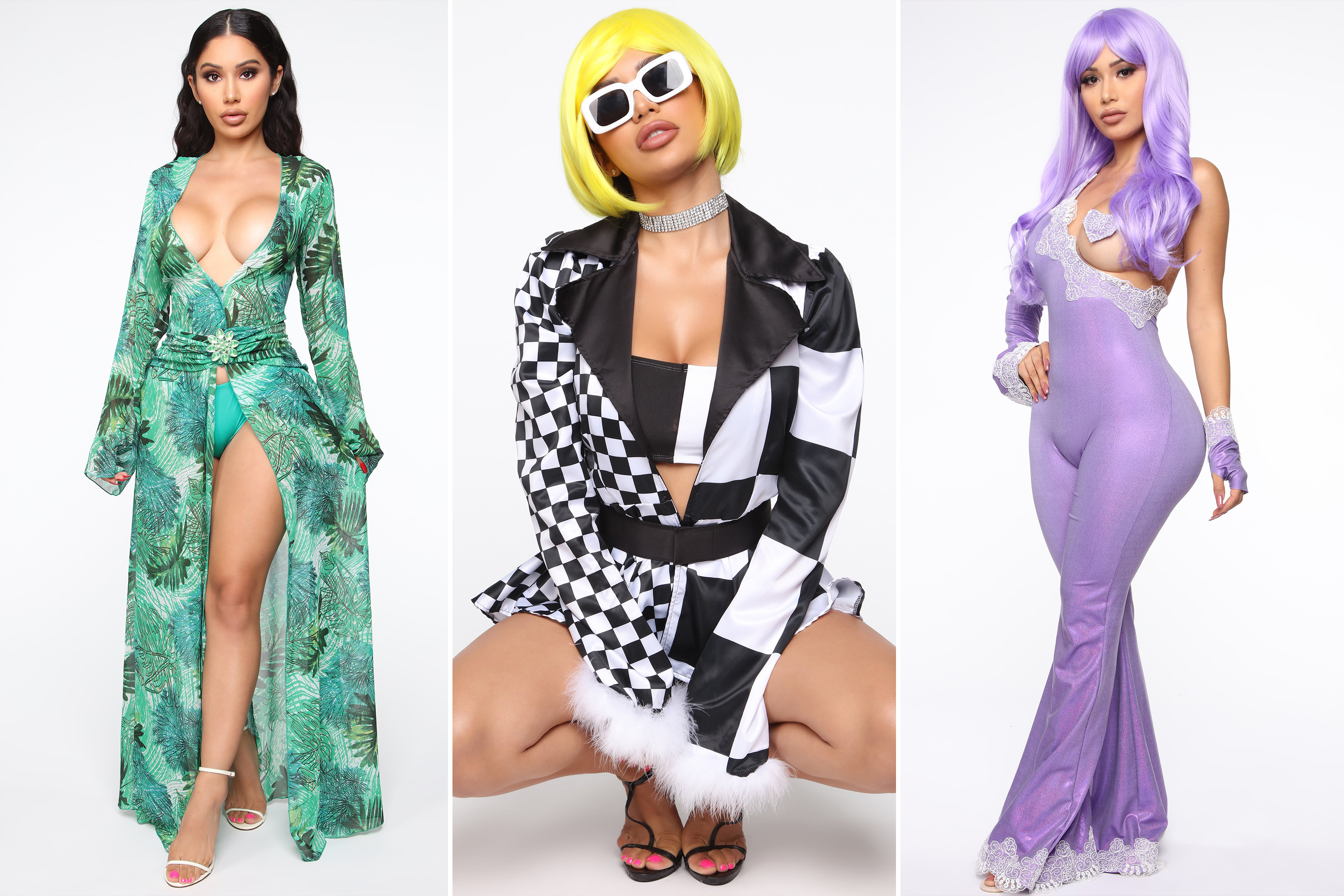Jlo Halloween Costume 2020 Fashion Nova's celebrity Halloween costumes inspired by Jennifer