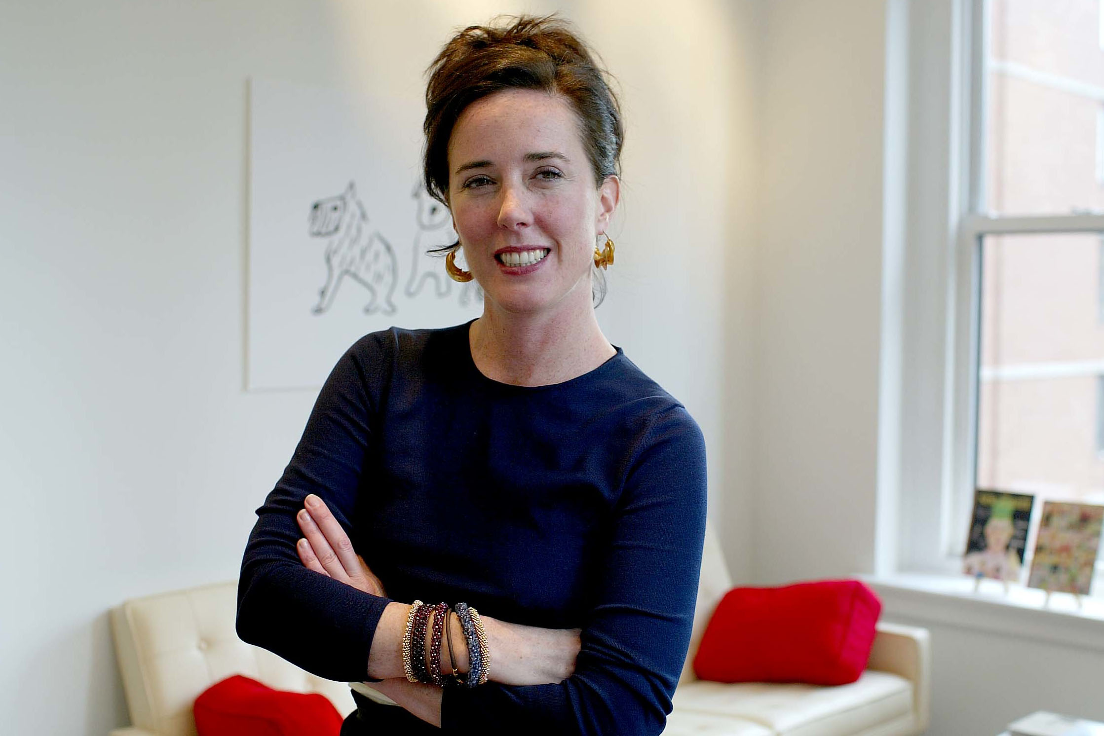 Upcoming Kate Spade Biography Sets Nerves On Edge