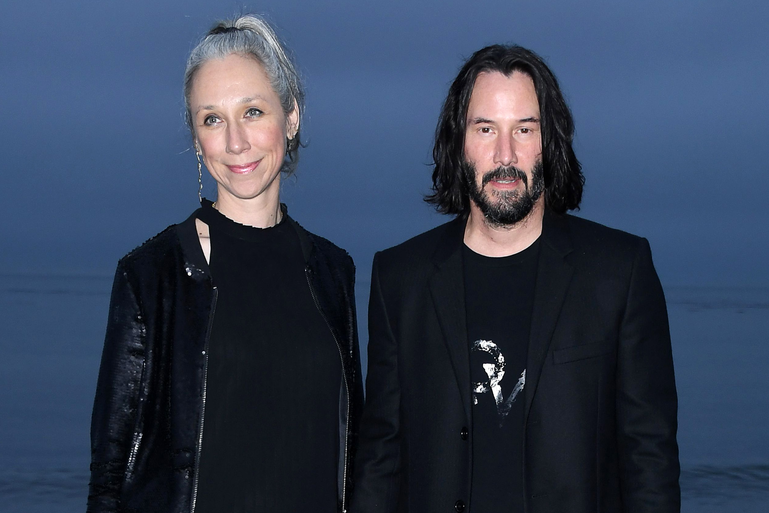 Keanu Reeves Girlfriend Alexandra Grant What You Need To Know About The Visual Artist