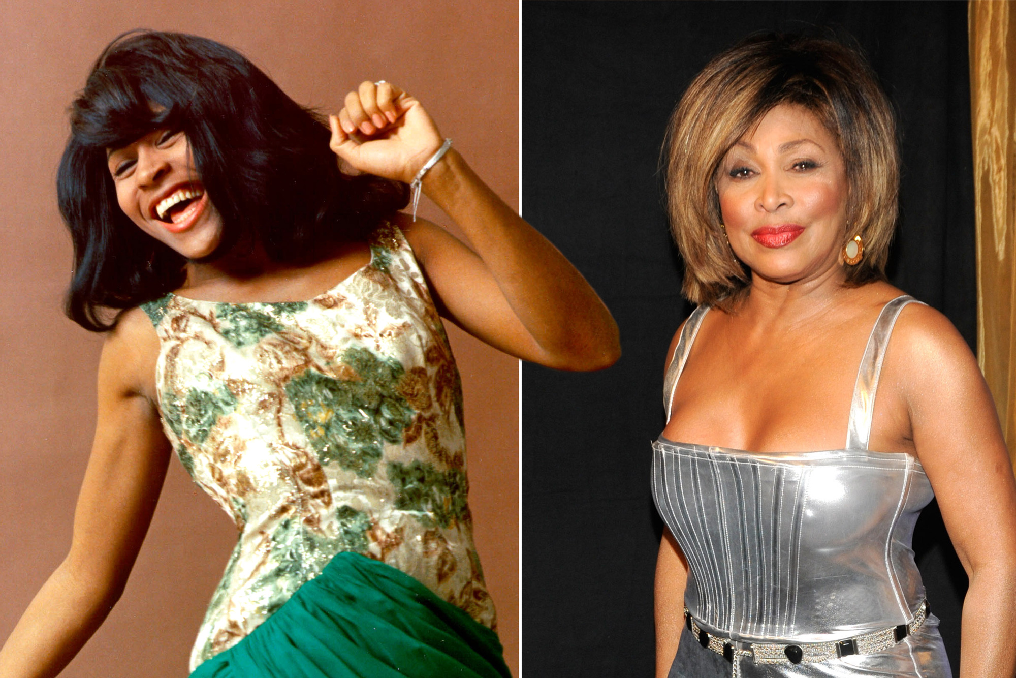 Tina Turner turns 12 Her life through the years   Page Six
