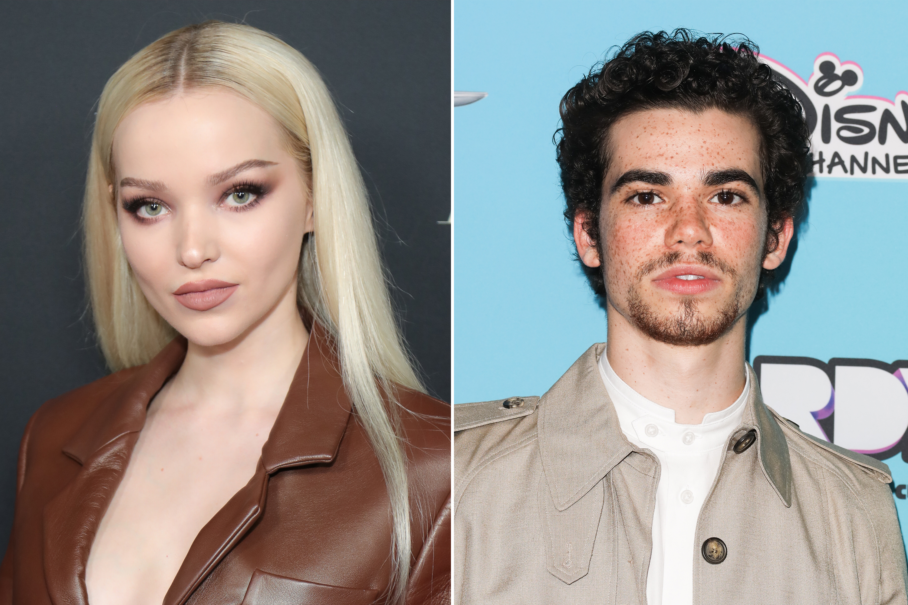 Dove Cameron Gets Anti Gun Tattoo In Honor Of Cameron Boyce