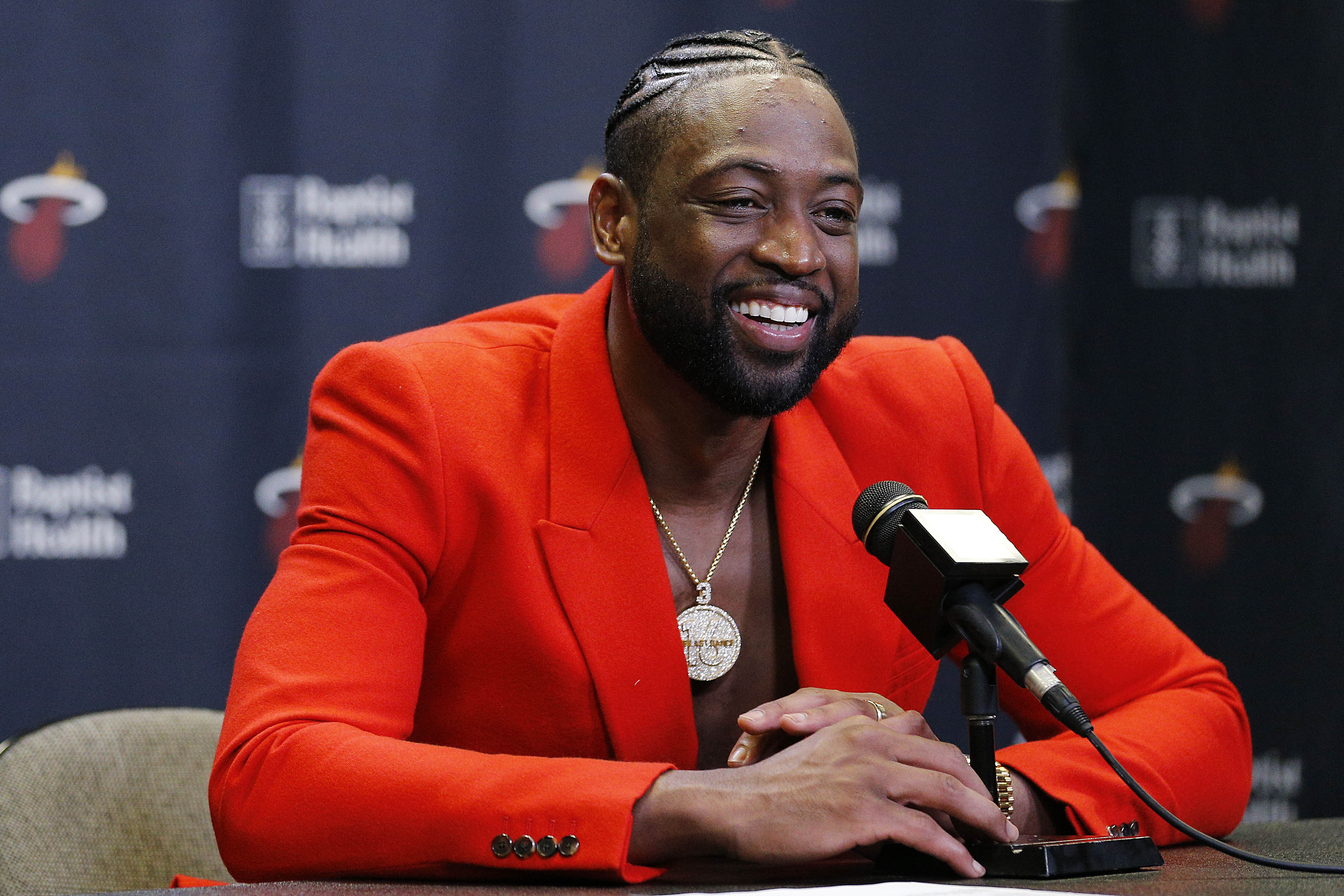 ESPN The Body Issue: Dwyane Wade admits posing naked was not