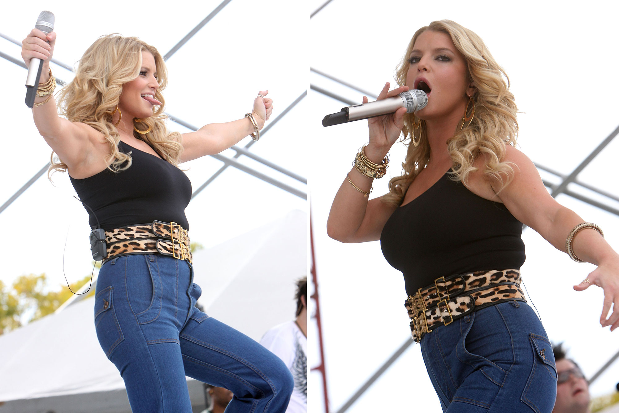 Jessica Simpson Was Heartbroken After Photo Of Her In Mom Jeans Went Viral