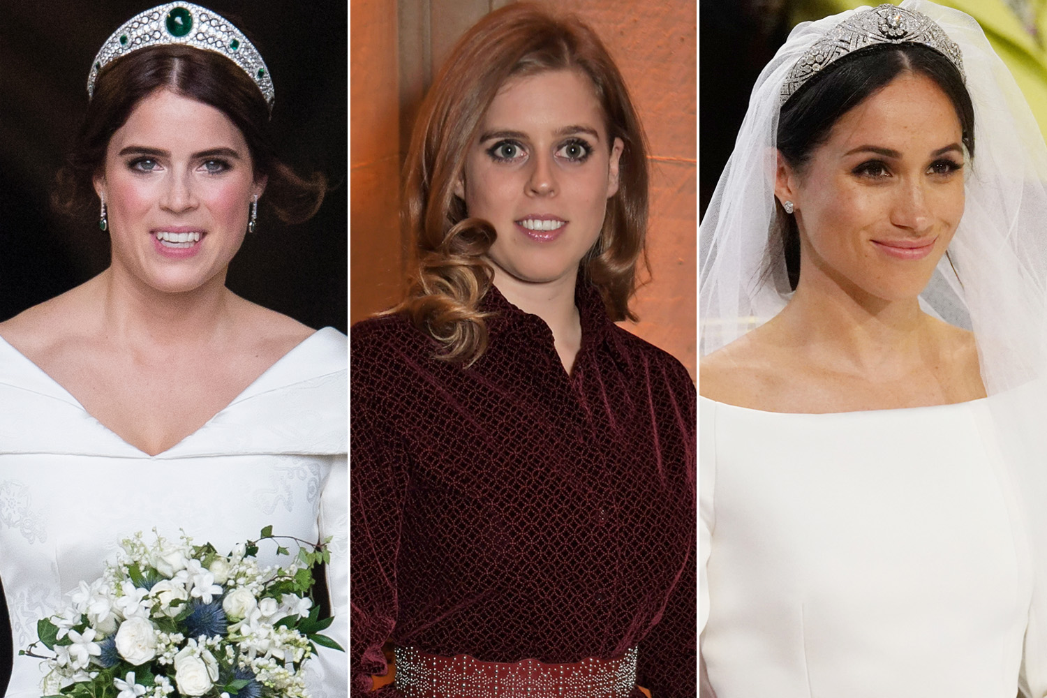 Which Tiara Will Princess Beatrice Wear For Her Royal Wedding