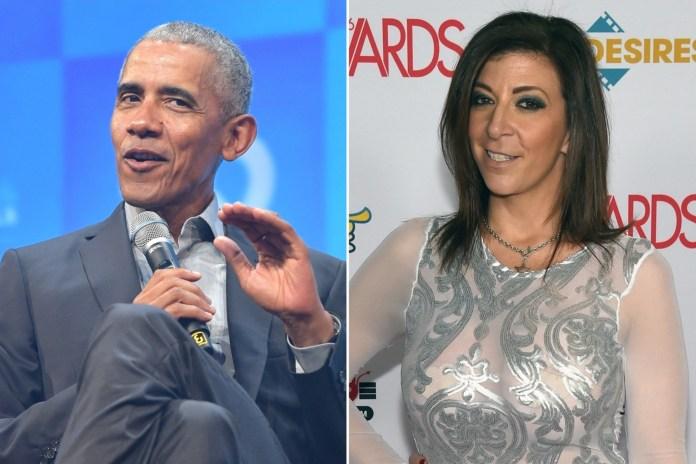 Twitter Questions Why Barack Obama Follows Porn Star Sara Jay