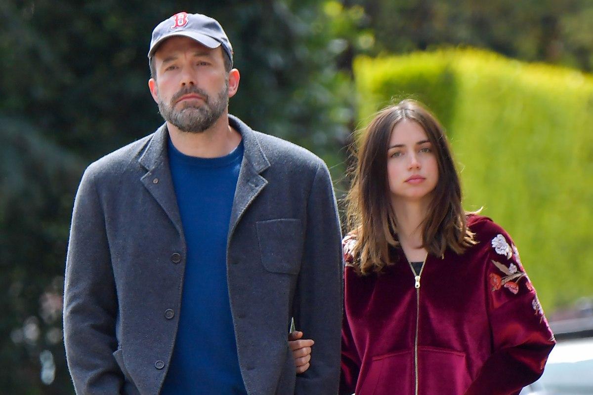 Ben Affleck and Ana de Armas split over children but could reconcile