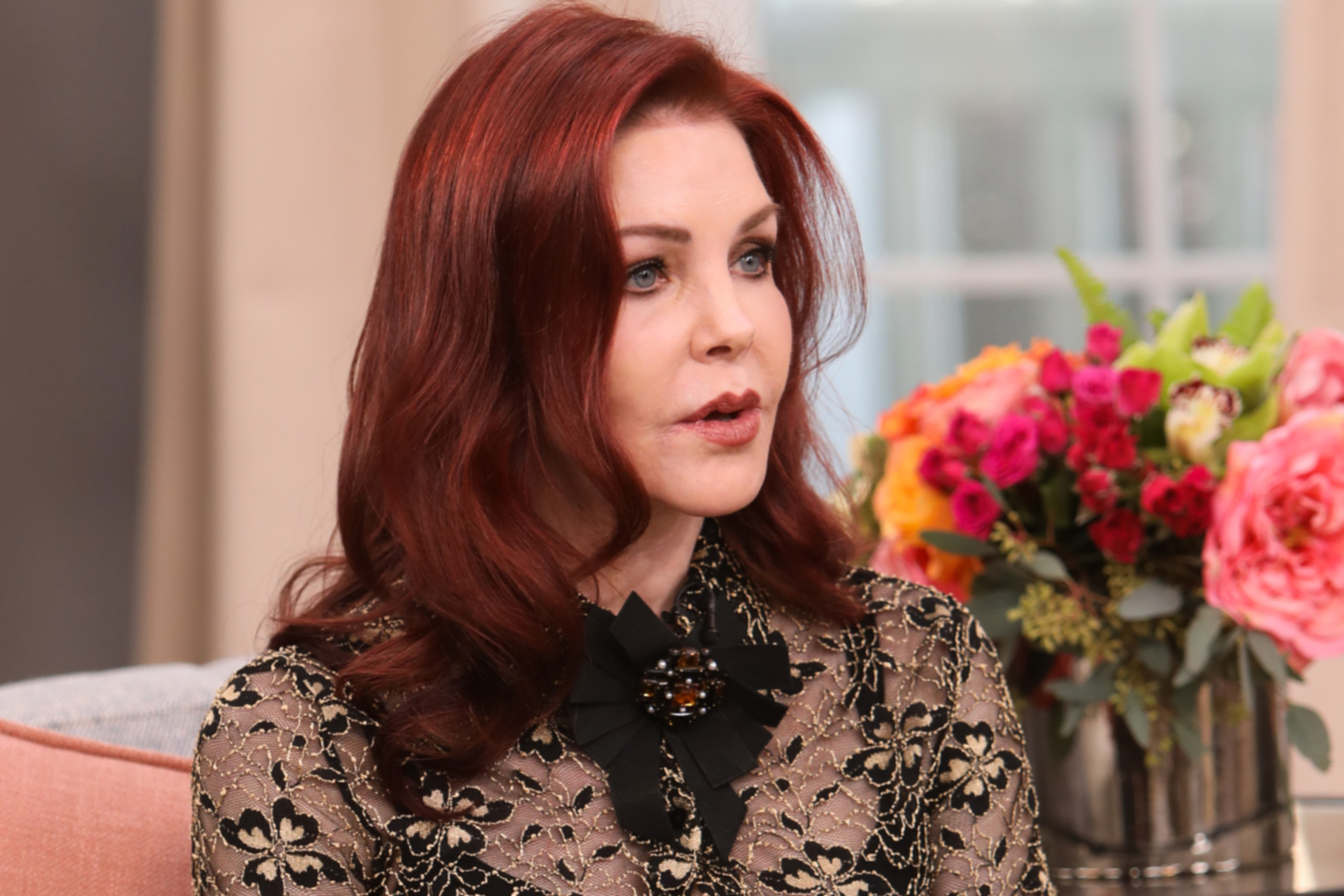 Priscilla Presley These Are The Darkest Days Of My Family S Life
