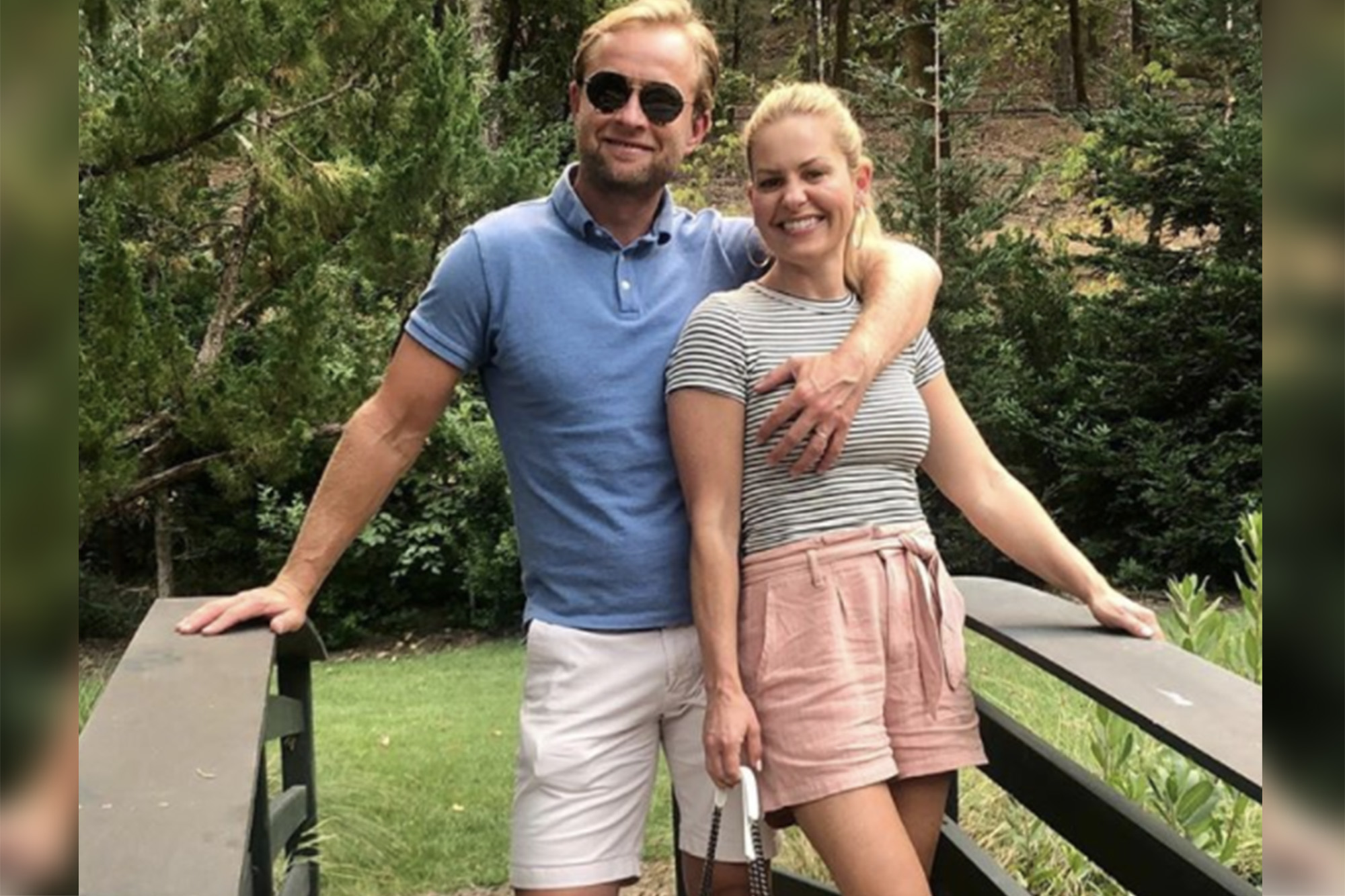 candace cameron bure dating istoric)