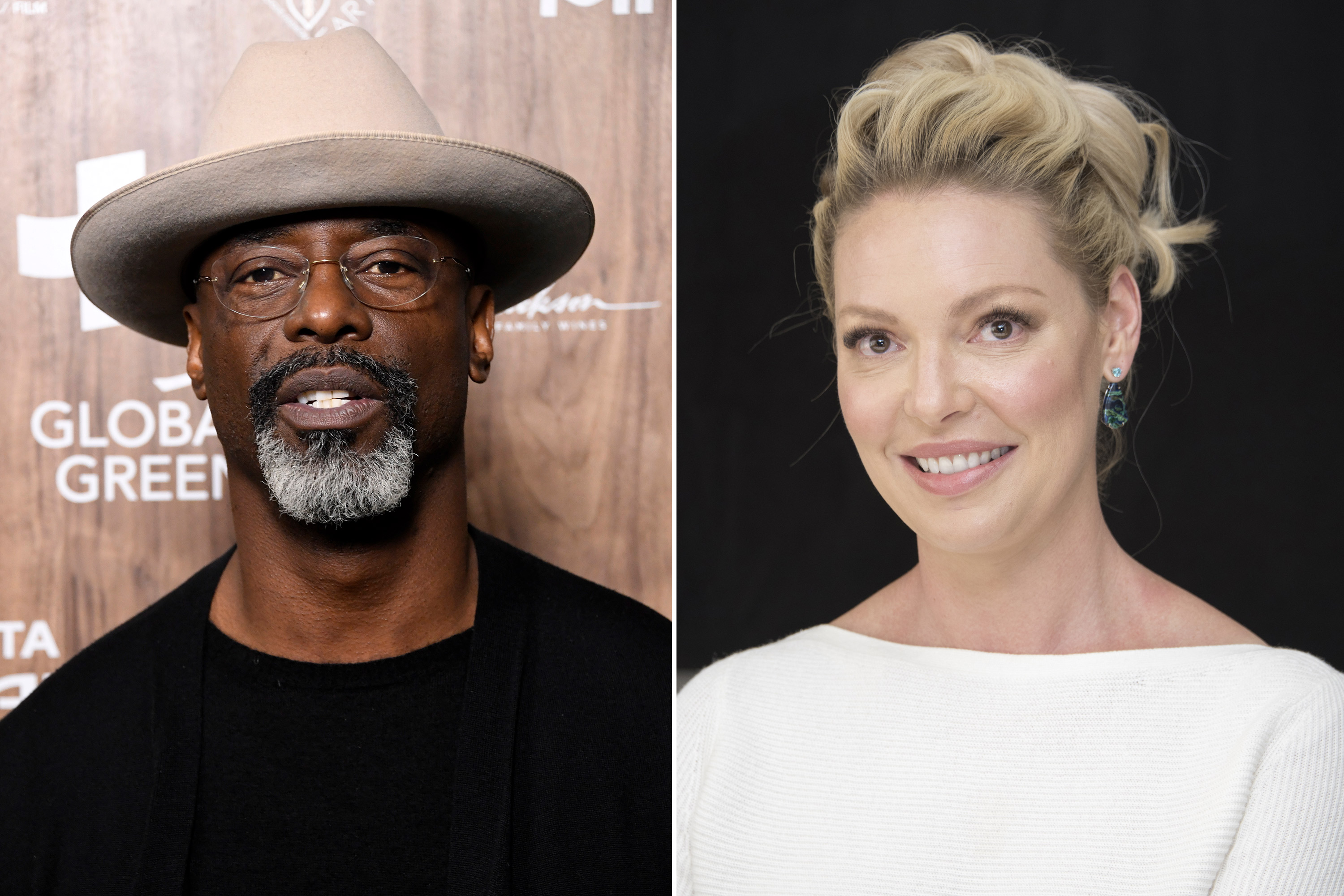 Isaiah Washington slams ex-'Grey's Anatomy' co-star Katherine Heigl