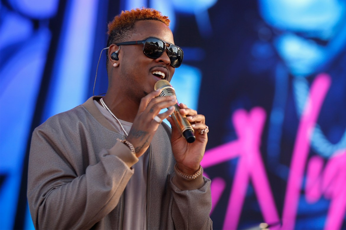 Singer Jeremih out of ICU, still suffering from COVID-19 1