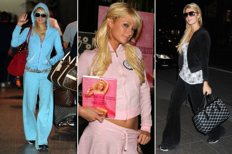 Fashion Trends of the 2000s - Juicy Couture