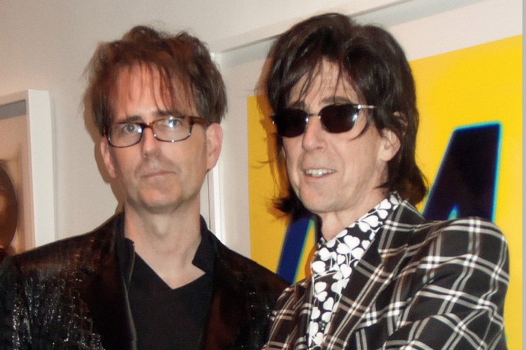 Ric Ocasek's son slams him as a deadbeat dad who 'was never there'