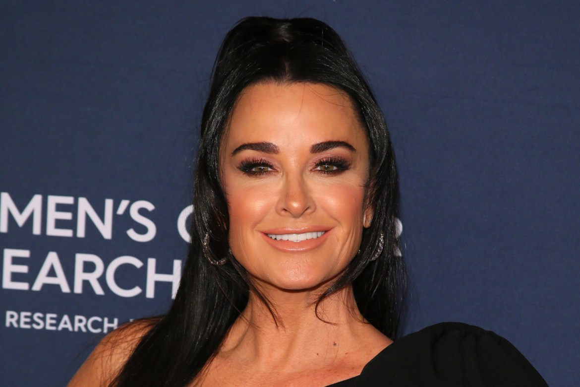 Kyle Richards and daughter Sophia test positive for COVID-19 1