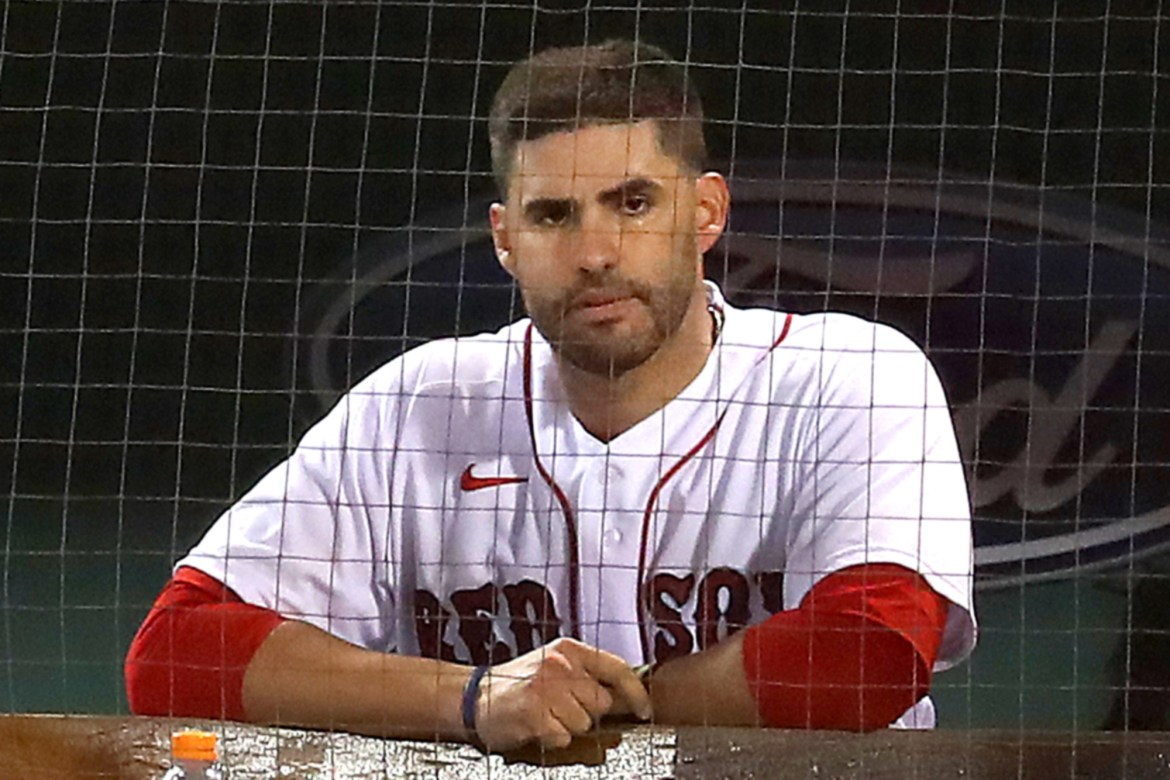 J.D. Martinez: I'll join the Yankees when they let me keep my beard 1