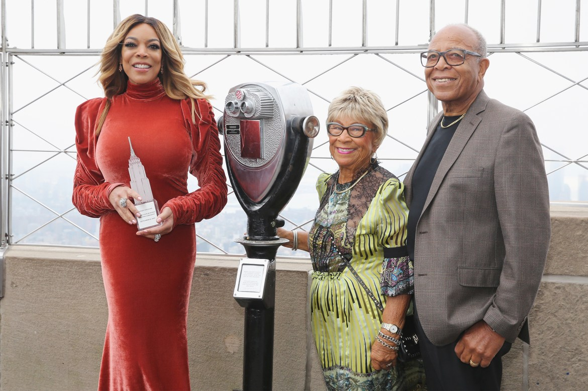 Wendy Williams' mother, Shirley Skinner Williams, has died 1