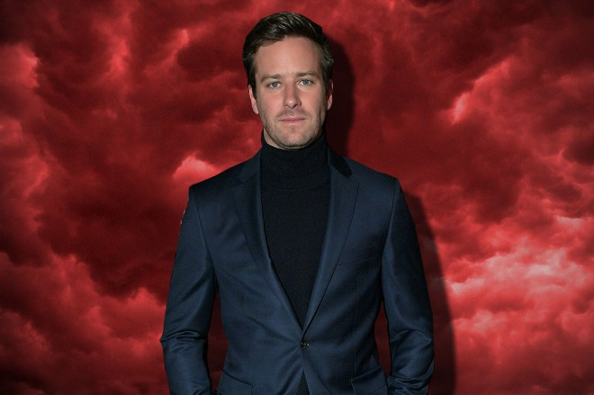 Inside Armie Hammer's life fueled by alcohol, BDSM, infidelity