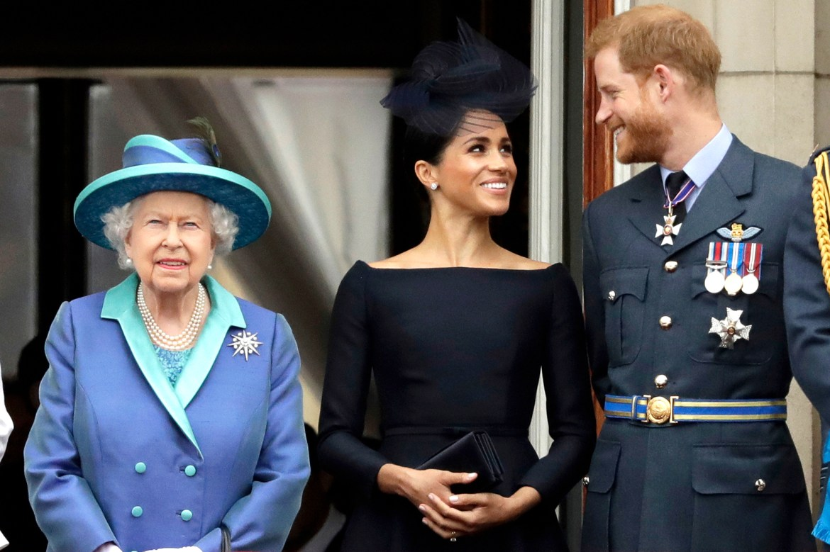 Prince Harry, Meghan Markle to reportedly reunite with royals for first time since 'Megxit' 1