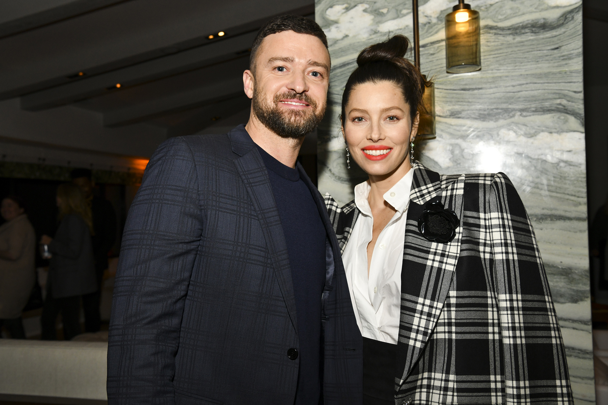 Justin Timberlake confirms he, Jessica Biel had second child