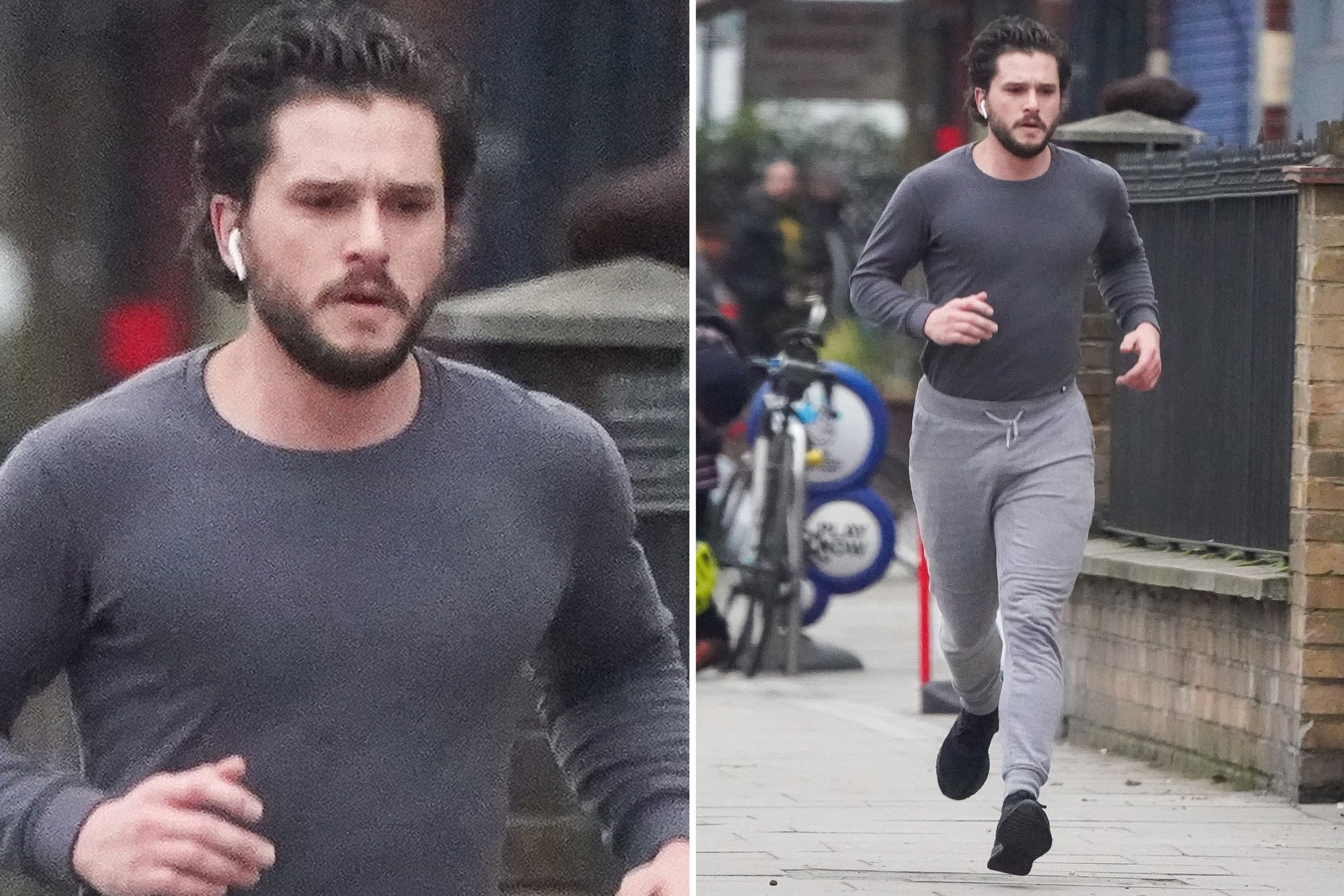 Kit Harington 2021