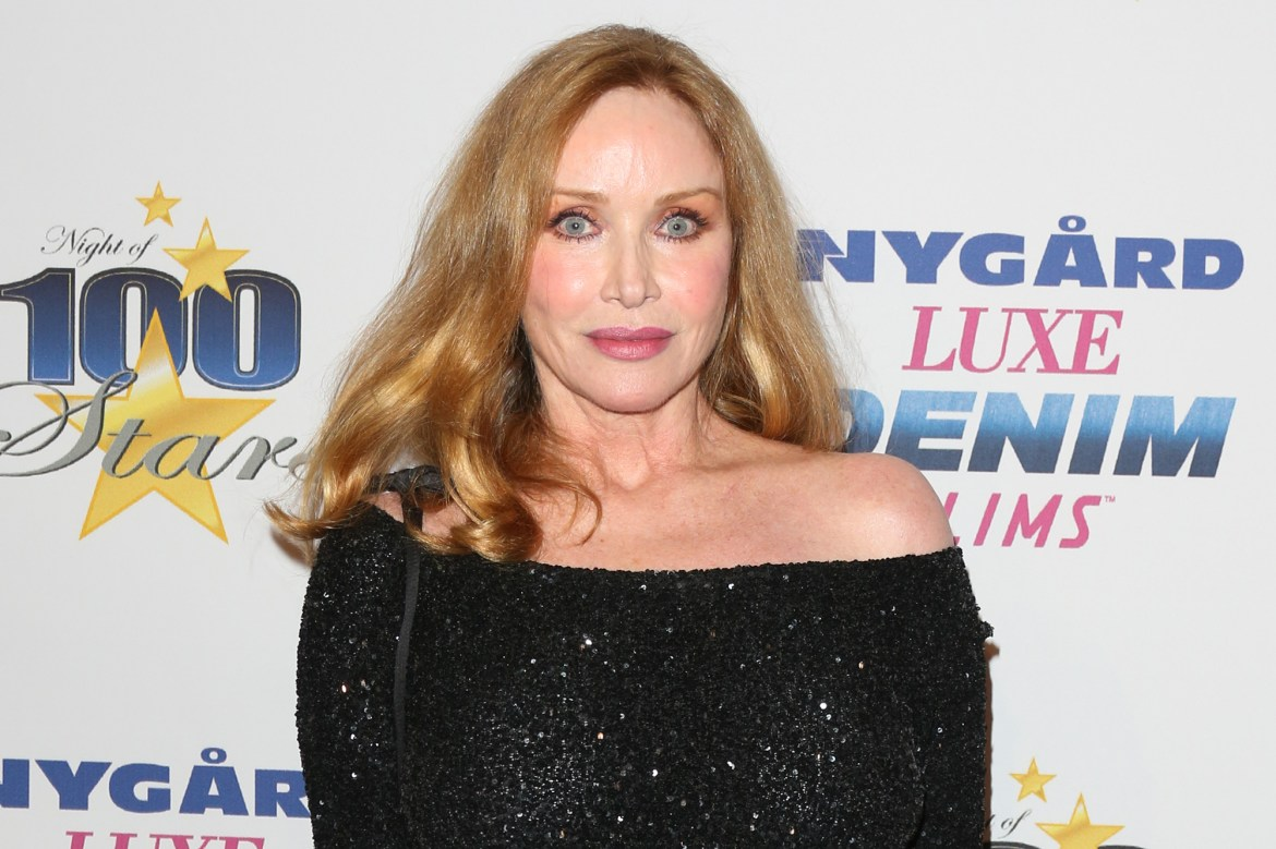 Publicist now says 'Bond girl'  Tanya Roberts is alive after all 1