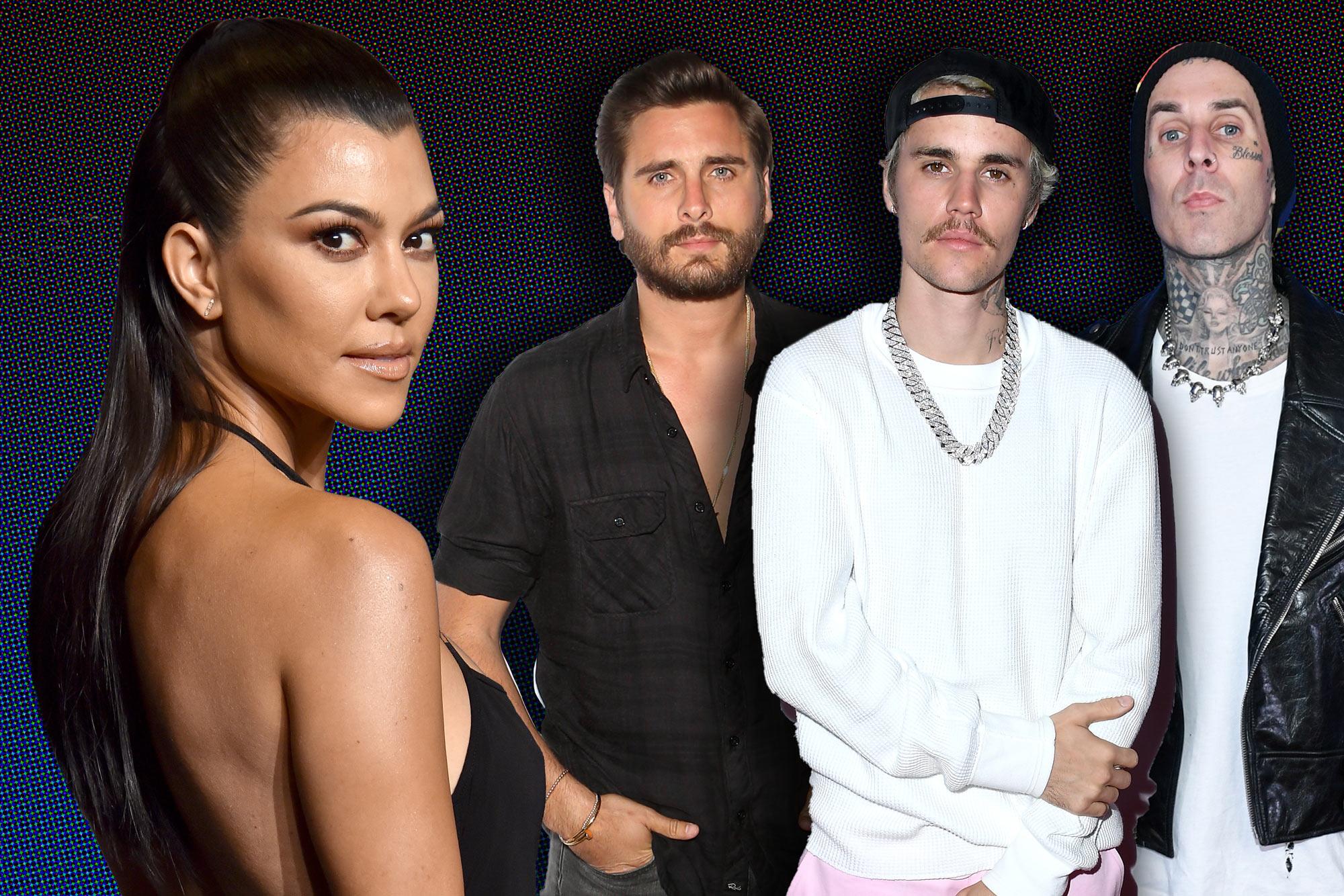 Kourtney Kardashian dating history: All her boyfriends, flings