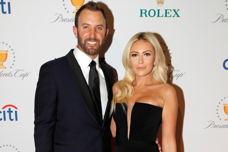 Paulina Gretzky reveals where she'll be marrying Dustin Johnson