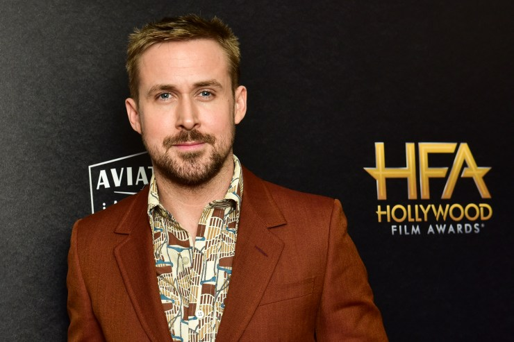 Ryan Gosling says pandemic parenting with Eva Mendes was 'a tough time'