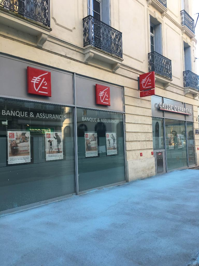 Banque et assurances - Particuliers - Caisse d'Epargne