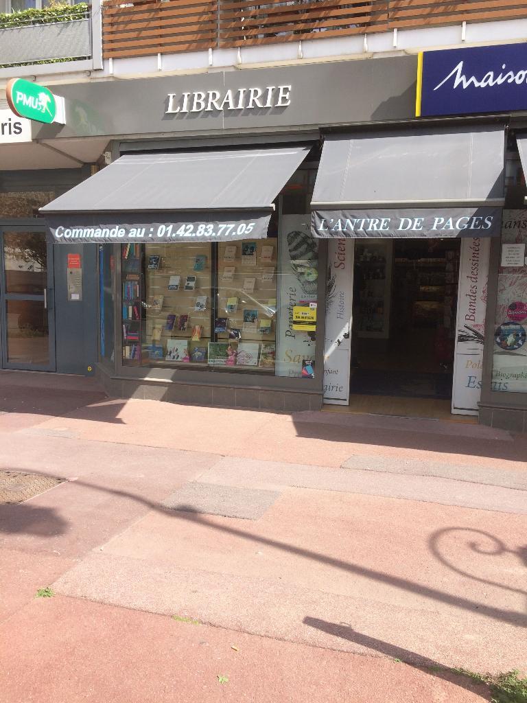 Maison De La Presse Paris : maison, presse, paris, L'Antre, Pages, Maison, Presse, Joinville, (adresse,, Avis)