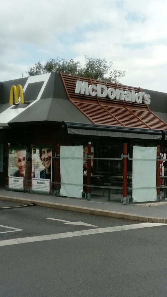 Mac Do Autour De Moi : autour, McDonald's, Soissons, Restaurant, (adresse,, Avis)