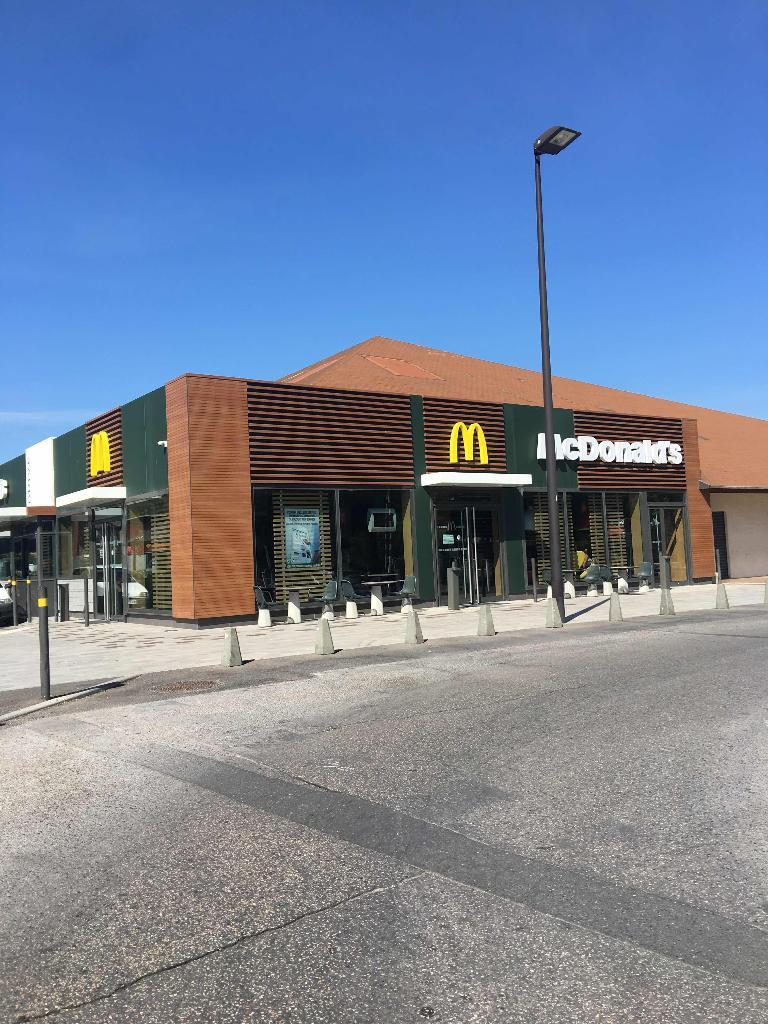 Mac Do Autour De Moi : autour, McDonald's, Marseille