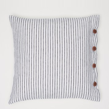 Washed Linen Cushion Cover £12.99