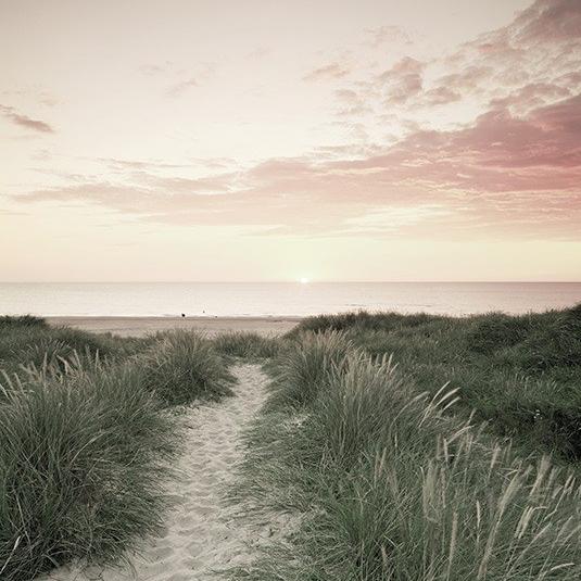 Desenio Ocean Sunset