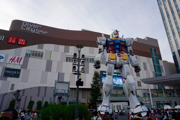 Gundam Front | Diver City