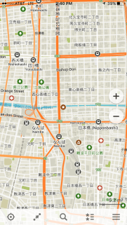 Maps.Me | Downloaded Maps