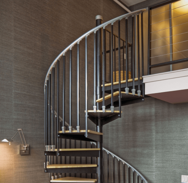 The Iron Shop Brownstoner | The Iron Shop Stairs | Staircase Kits | Broomall Pennsylvania | Handrail | Lowes | Stair Railing