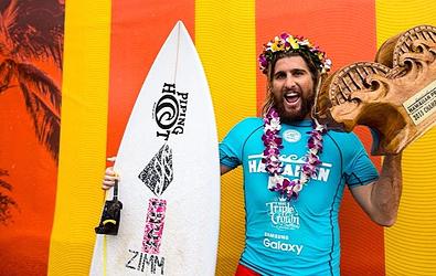 W carmichael surfer