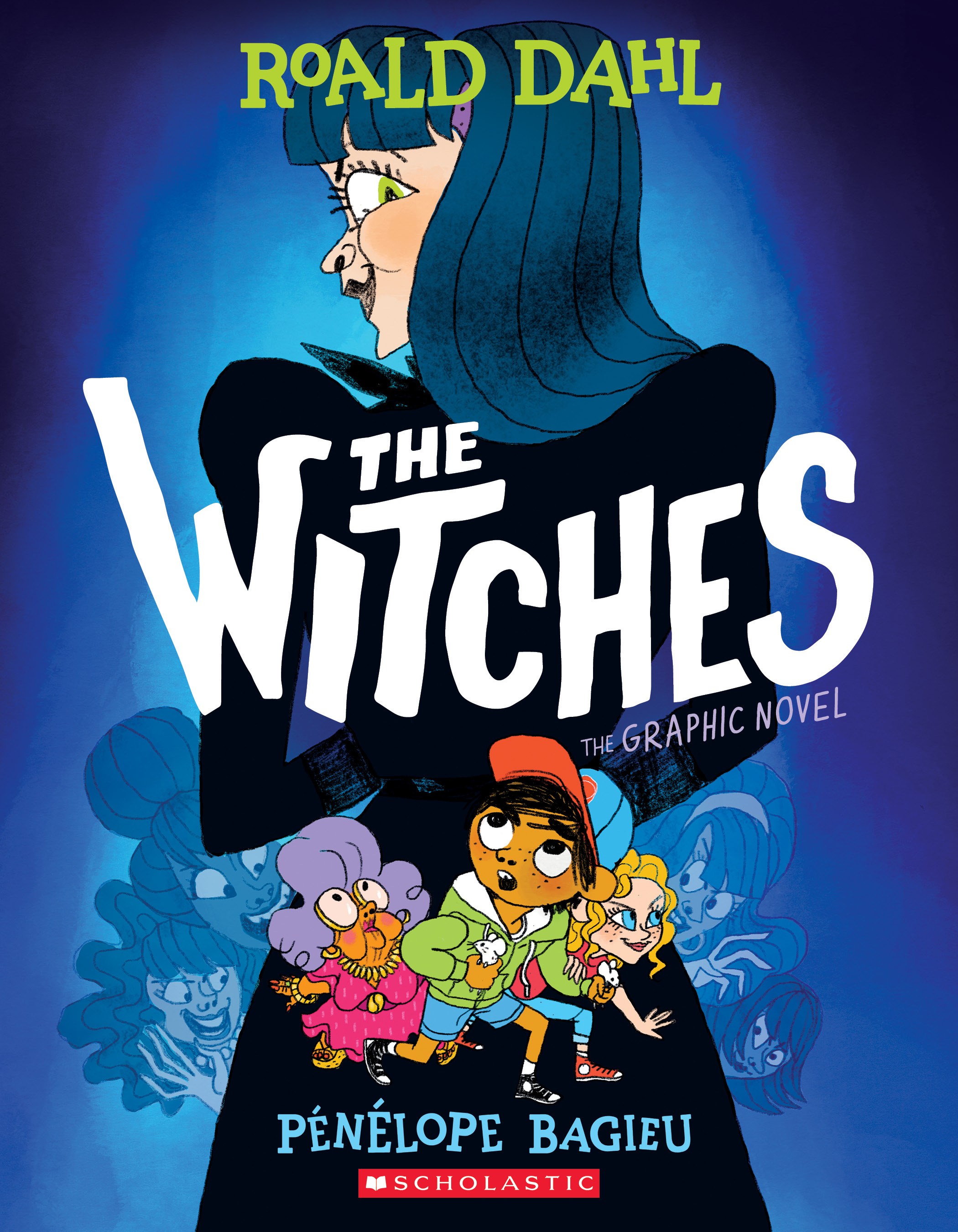 The Witches The Graphic Novel By Roald Dahl Adapted And