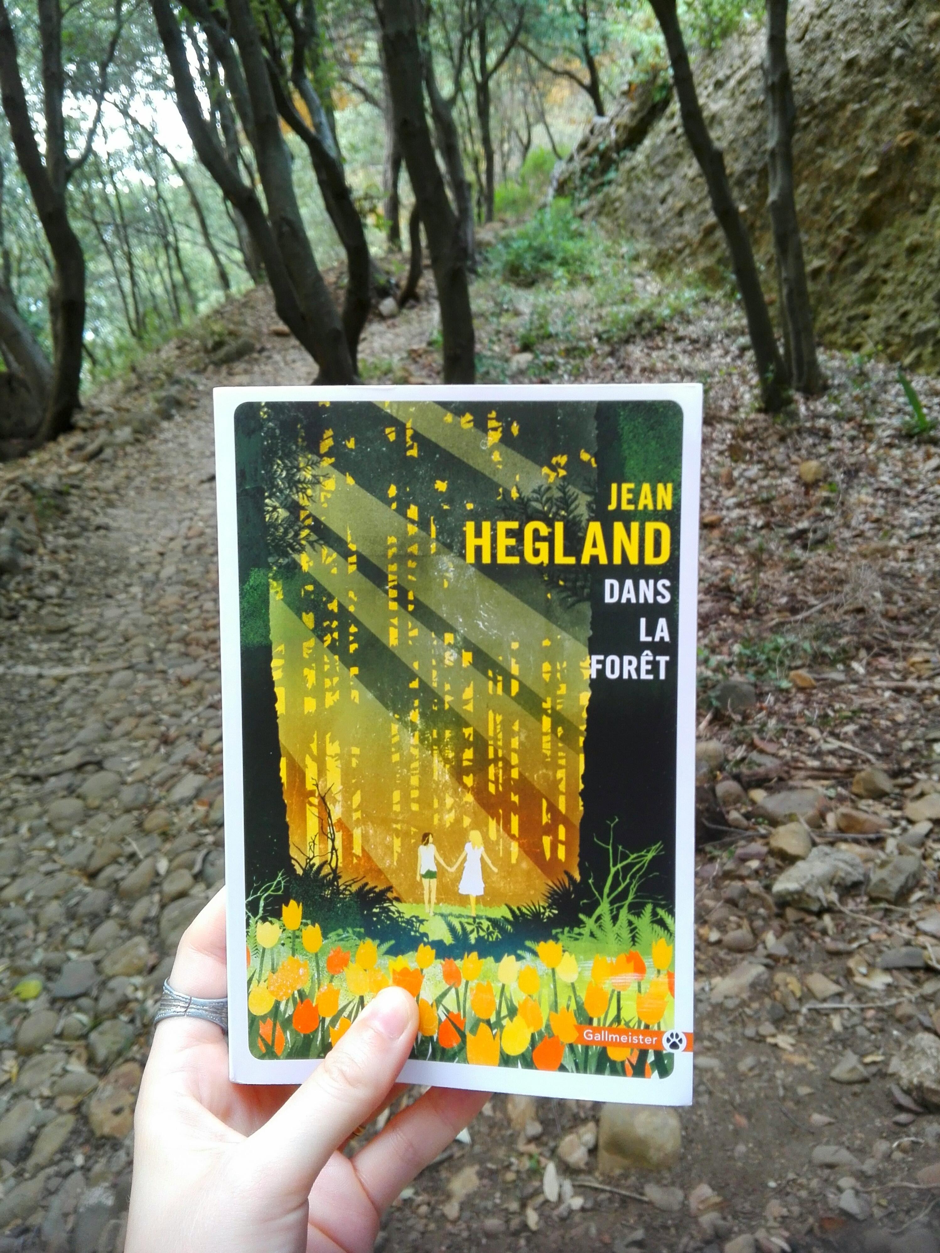 Dans La Foret Jean Hegland : foret, hegland, Forêt–, Hegland, Pages, Versicolores