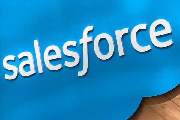 Salesforce Startup investment