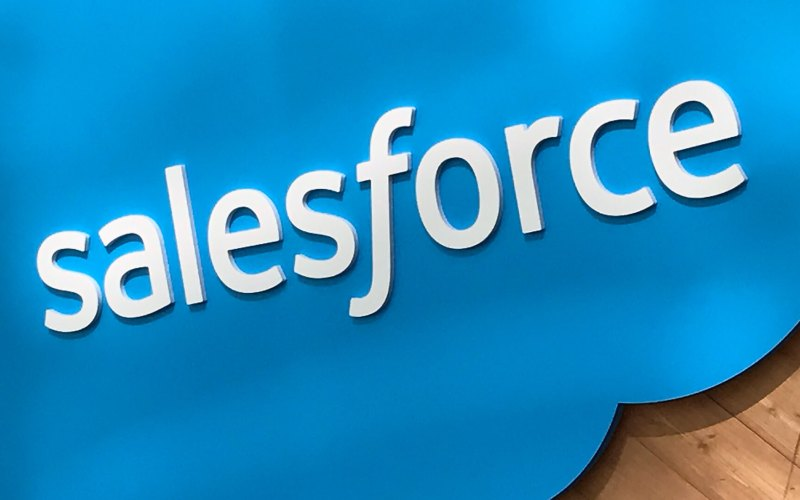 Salesforce Startup investment
