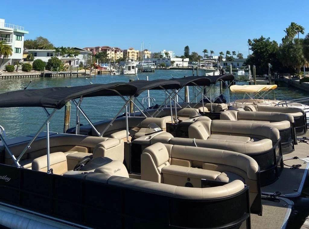 Treasure Island Boat Rental Spring Break
