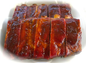 Spare Ribs - Chinese Food