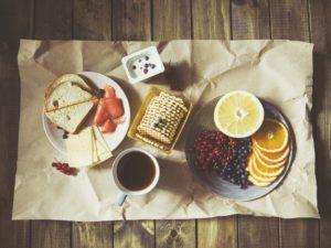 Smartphone - Food
