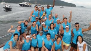IP Global Dragons Dragon Boat Team 2016