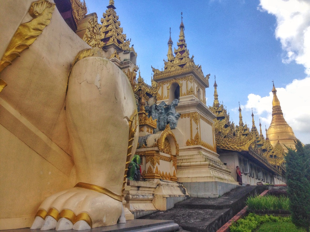 10 Days in Myanmar | Travel Diary