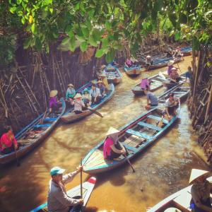 Two Months in Southeast Asia - Mekong Delta